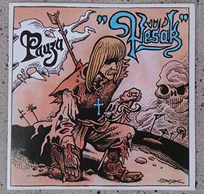 CD Pěšák skupiny Pauza